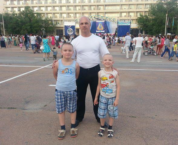 Sergey, 50, Baikonur